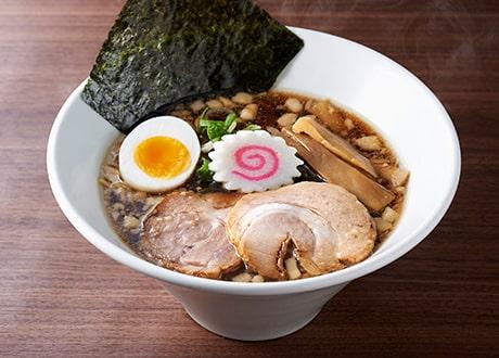 尾道醤油ラーメン