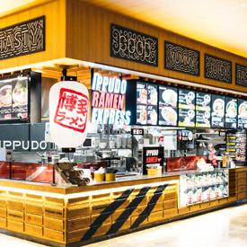 ■IPPUDO RAMEN EXPRESS プライムツリー赤池店