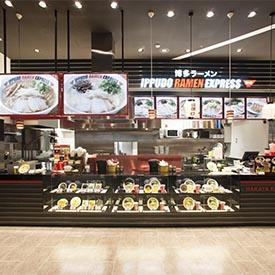 ■IPPUDO RAMEN EXPRESS イオンモール京都桂川店
