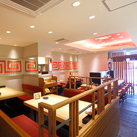 ■一風堂 クロスガーデン川崎店