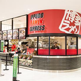 ■IPPUDO RAMEN EXPRESS イオンモール名古屋茶屋店