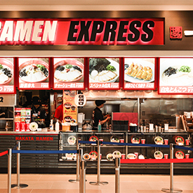 ■RAMEN EXPRESS 博多 一風堂 三井アウトレットパーク木更津店
